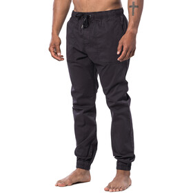 Rip Curl Beach Mission Elastic Pants Men washed black